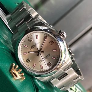 Rolex Oyster Perpetual 177200 Like New Size 31mm Fullbox 2018