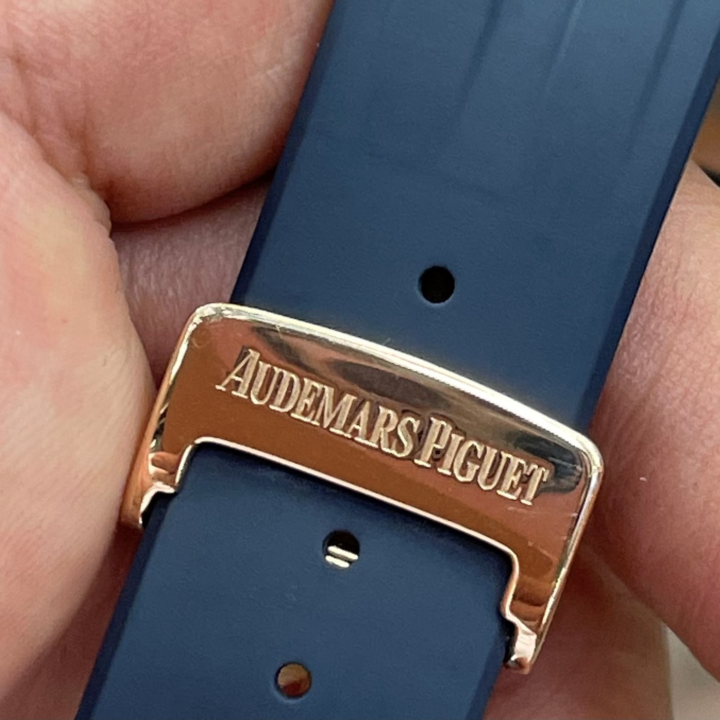 Audemars Piguet Royal Oak 15300 Rose Gold Size 39mm