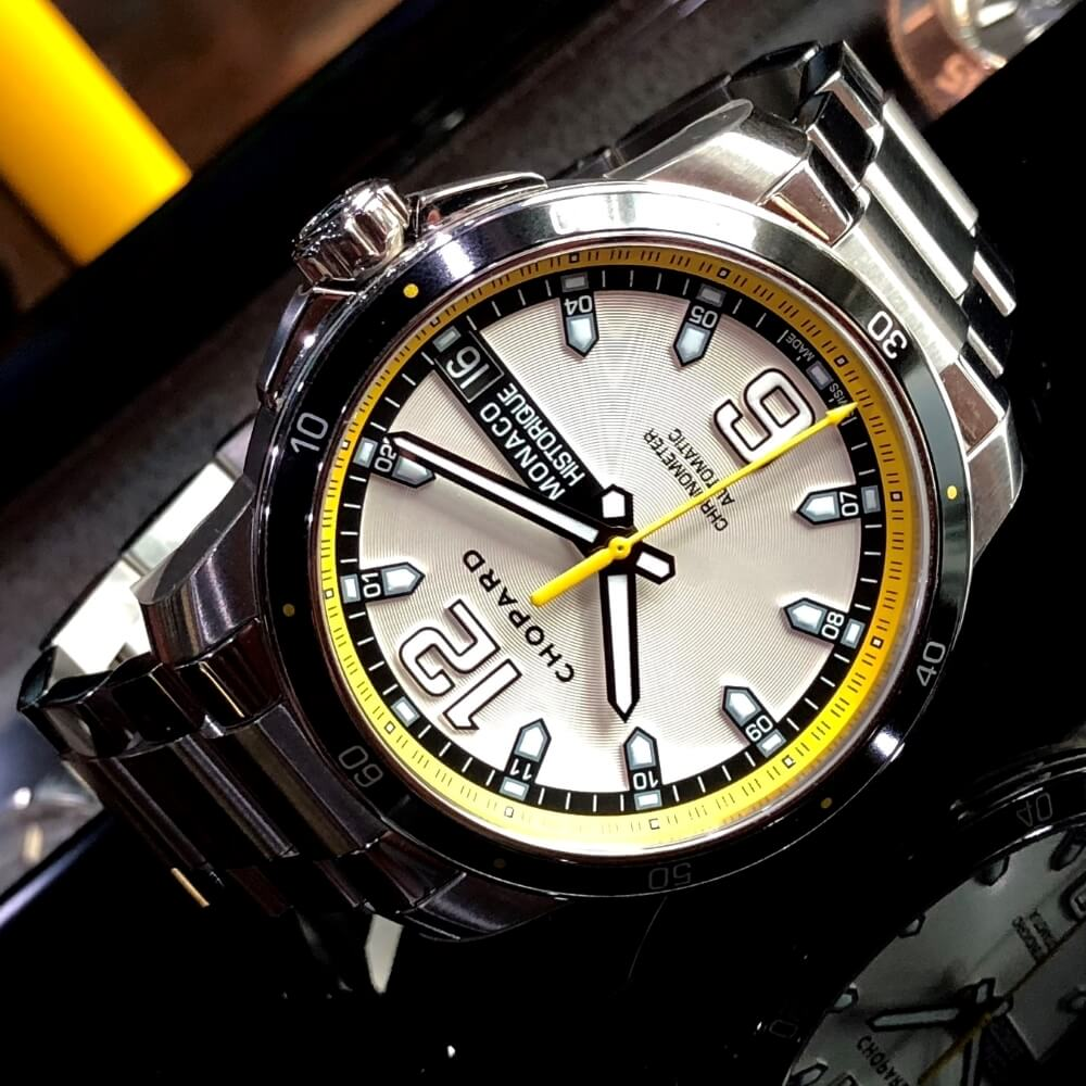 Chopard Grand Prix de Monaco Historique 158568-3001 Automatic