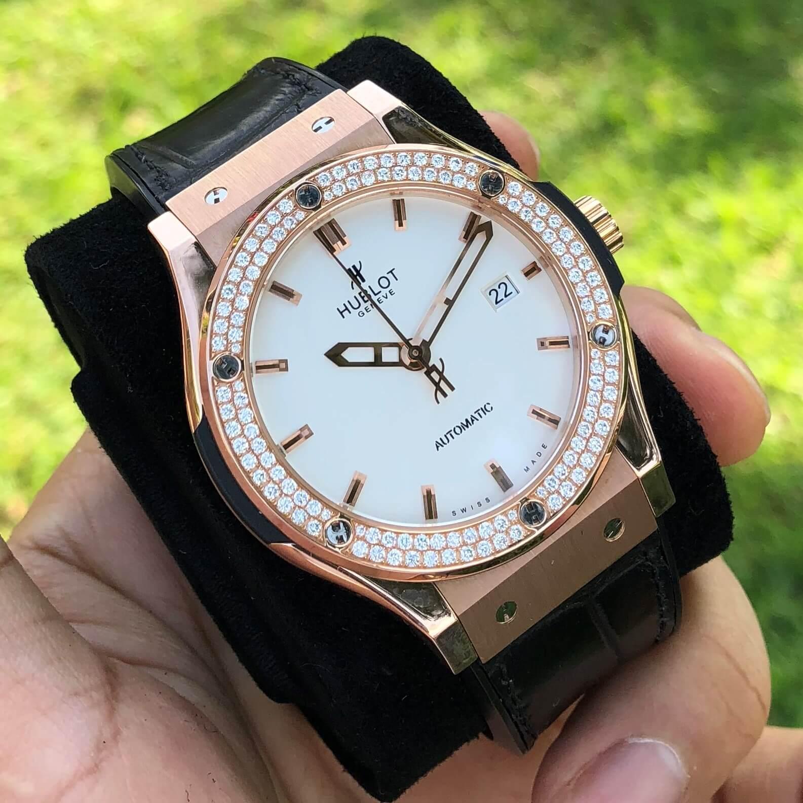 Đồng hồ Hublot Classic Fusion 542.OX.2610.LR King Niềng kim Fullbox 2020