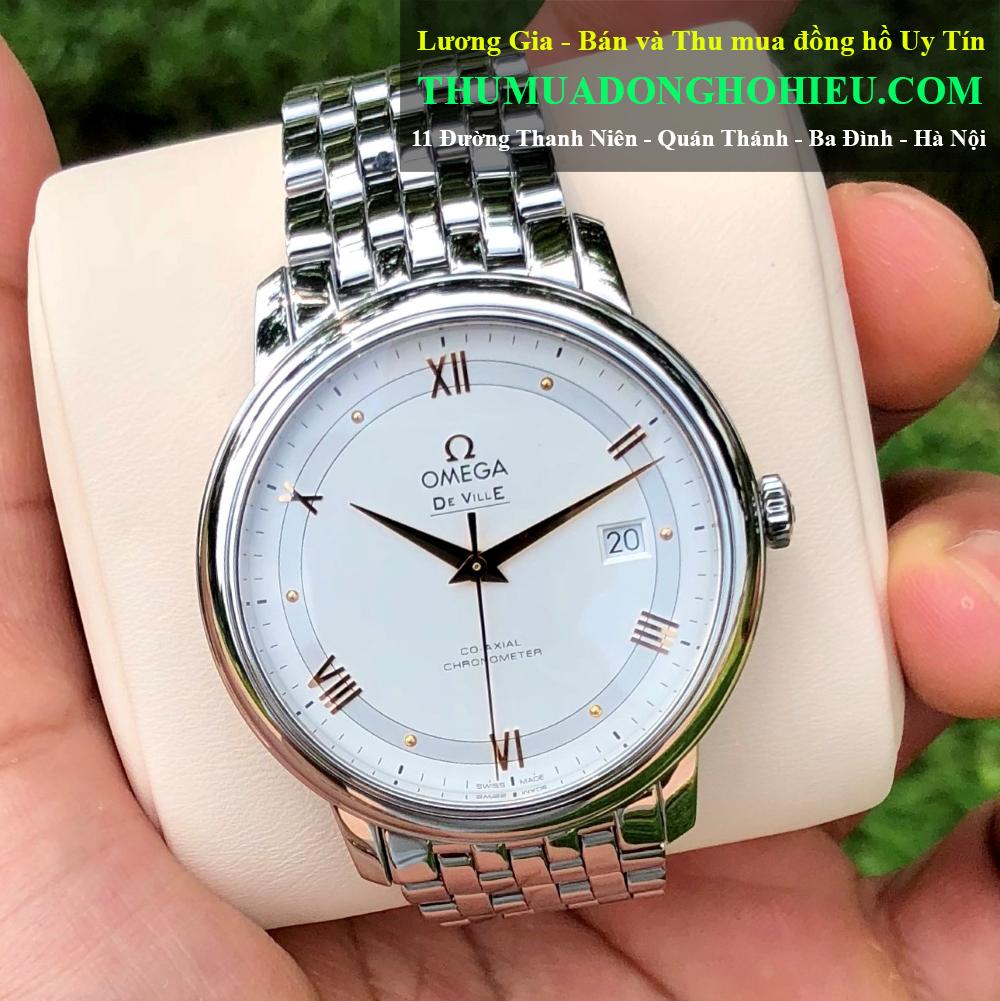 Đồng hồ Omega De-Ville Prestige 424.10.40.20.02.002